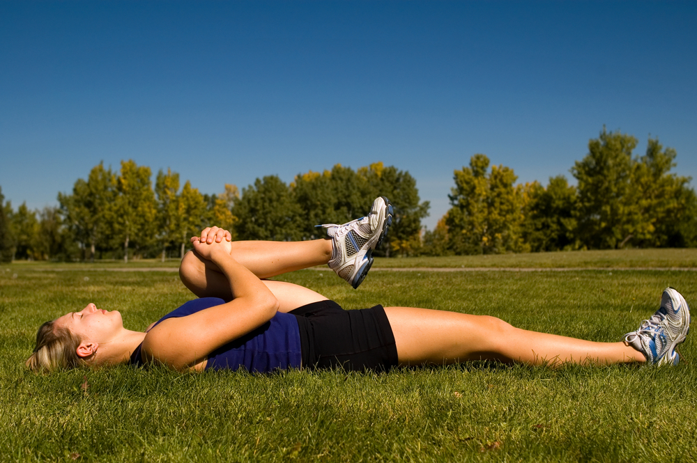 komma igång med träning efter ryggskott